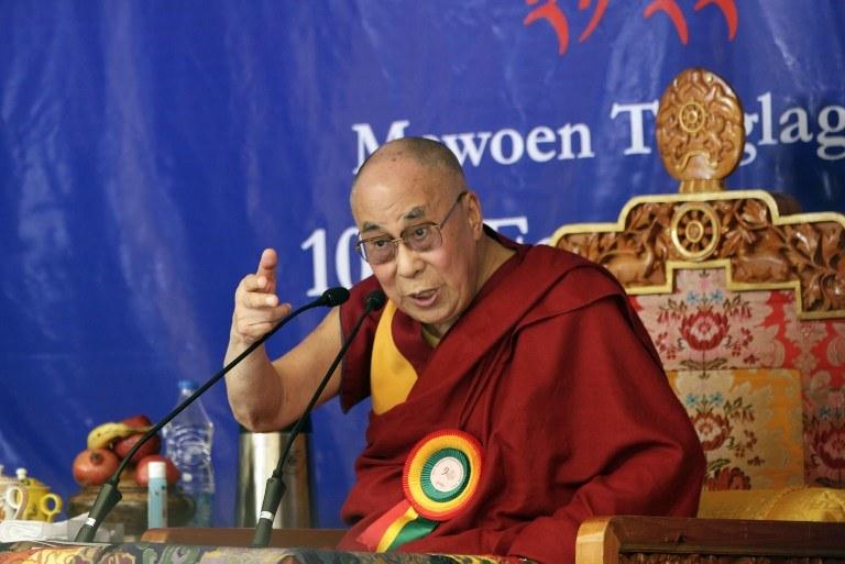 Dalajlama /AFP