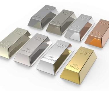Dalsza hossa złota i srebra