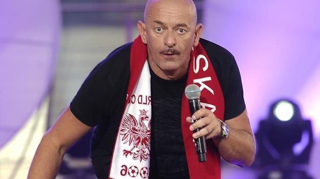 Dam kilka rad paniom, co robić, kiedy mężczyzna ogląda mecz - mówi Marcin Daniec / fot. Gałązka /AKPA