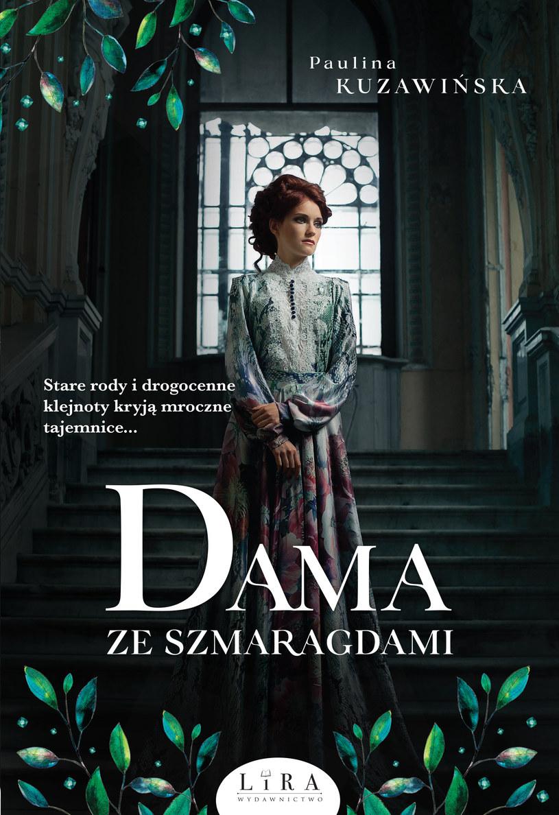 """Dama ze szmaragdami"" /INTERIA.PL/materiały prasowe"