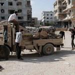 Damaszek. Walki niczym w XIX wieku