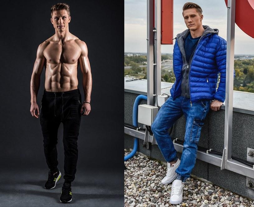 Damian Cheda /Sesja zdjęciowa dla Ozonee.pl - partnera strategicznego konkursu Mister Polski 2016