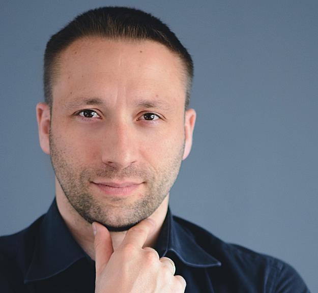 Damian Ciesielczyk, Qarson /Informacja prasowa