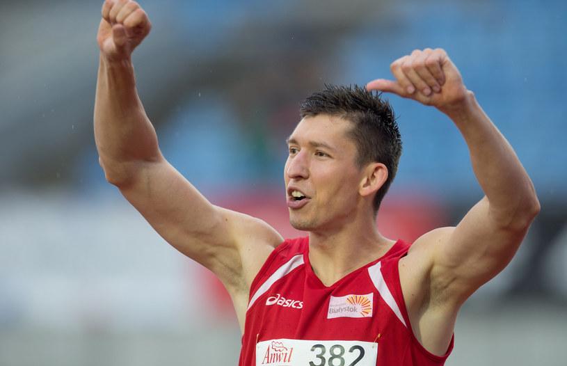 Damian Czykier /Tomasz Jastrzebowski/Foto Olimpik /Newspix