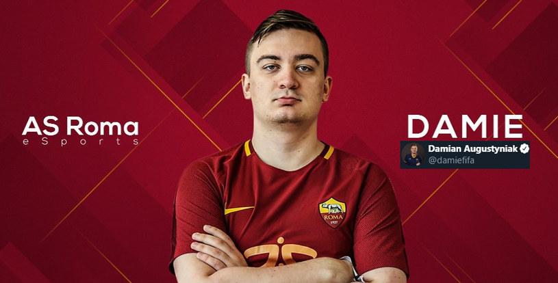 """Damian """"damie""""  Augustyniak /materiały źródłowe"""