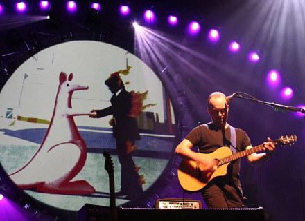Damian Darlington (Australian Pink Floyd Show) - prawie jak David Gilmour... /