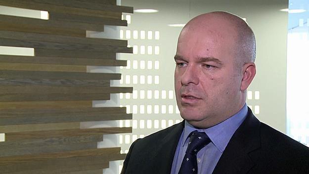 Damian Harrington, Colliers International na Europę Wschodnią /Newseria Biznes