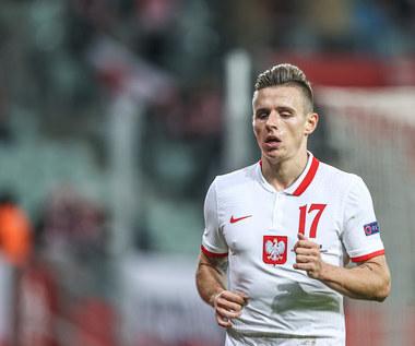 Damian Kądzior: Trener Skorża rozmawiał ze mną tylko raz