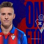 Damian Kądzior zagra w SD Eibar. 28-latek podpisał trzyletni kontrakt