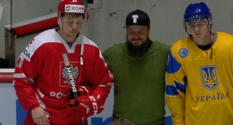 Damian Kapica i Wadim Mazur zostali wybrani najlepszymi graczami swoich drużyn /