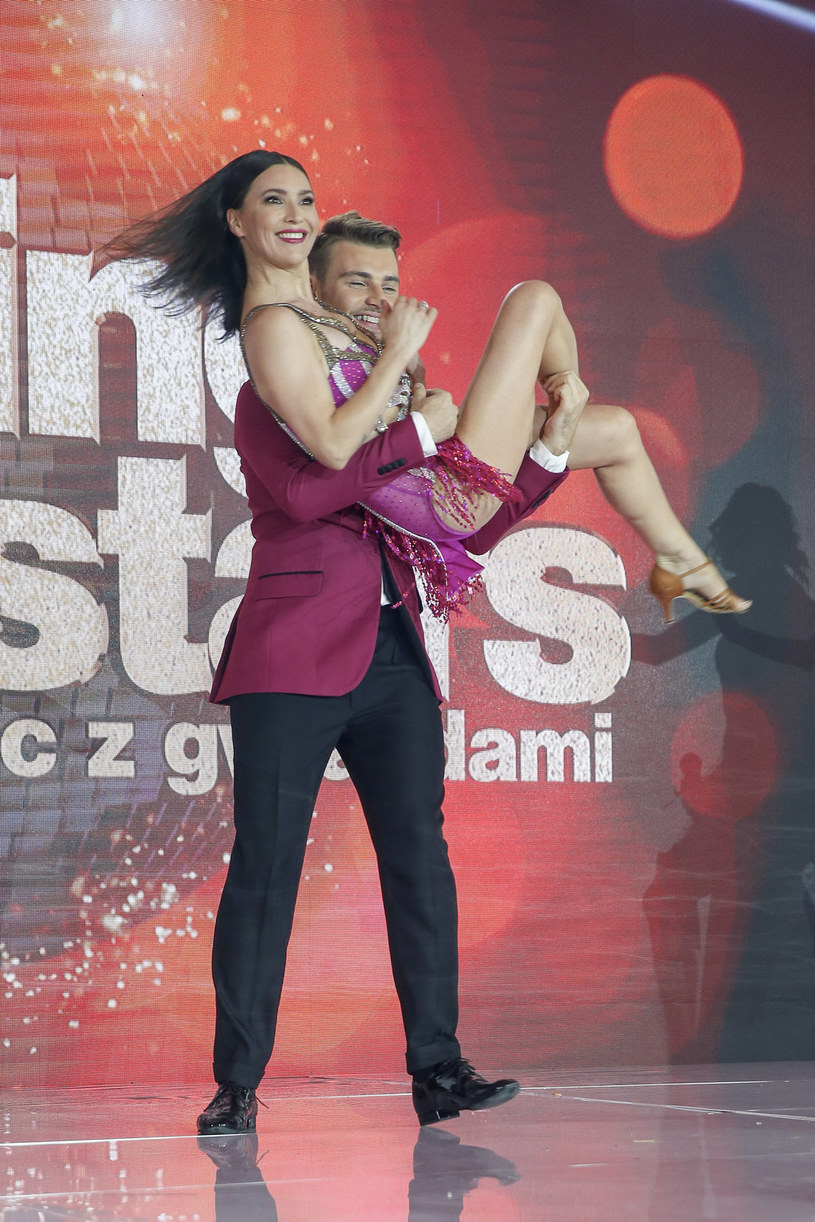 Damian Kordas i Janja Lesar /Podlewski /AKPA
