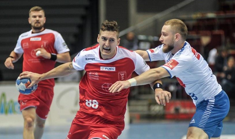 Damian Kostrzewa (z lewej) /Fot. Przemek Świderski /East News