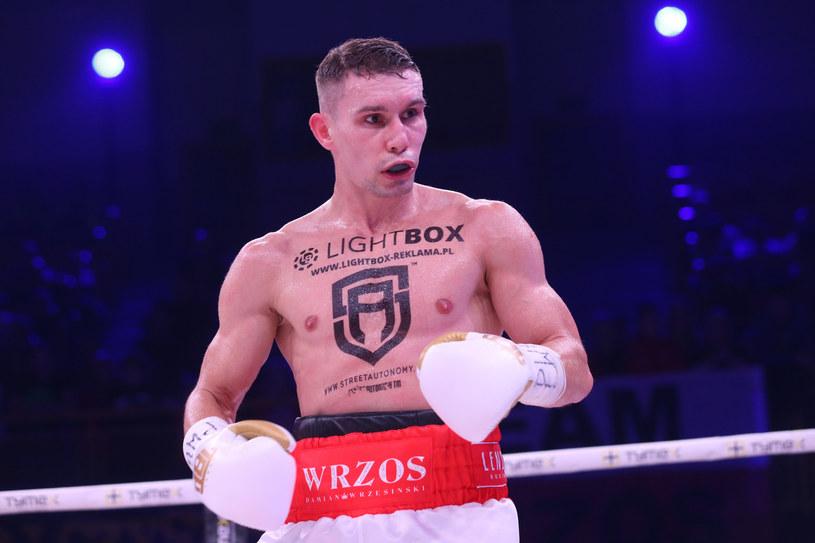 Damian Wrzesiński /Tomasz Radzik /East News