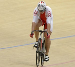 Damian Zieliński brązowym medalistą ME w kolarstwie