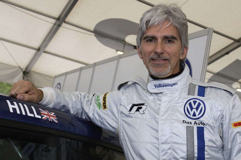 Damon Hill /
