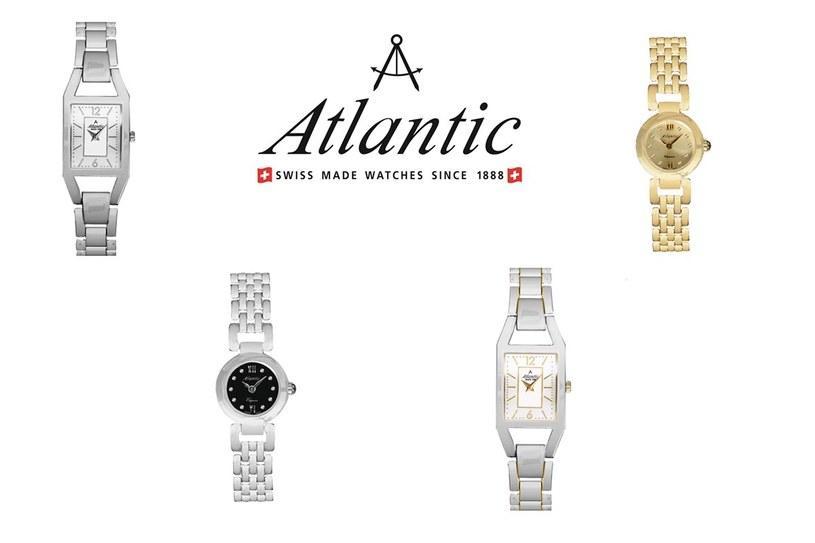 Damskie zegarki Atlantic /materiały prasowe