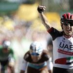 Dan Martin wygrał 6 etap wyścigu kolarskiego Tour de France. Rafał Majka był piąty