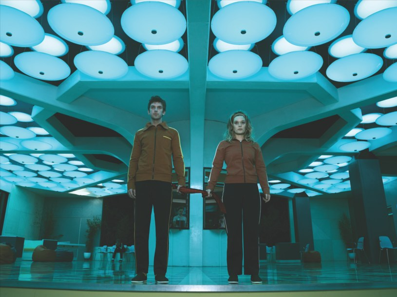 Dan Stevens (David Haller), Rachel Keller (Syd) /Copyright FX Productions /materiały prasowe