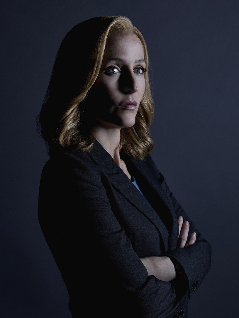 Dana Scully (Gillian Anderson) /FOX