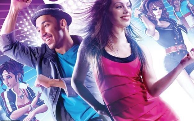 Dance Central 2 - motyw graficzny /Informacja prasowa