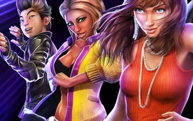 Dance Central 3 - motyw graficzny /Informacja prasowa