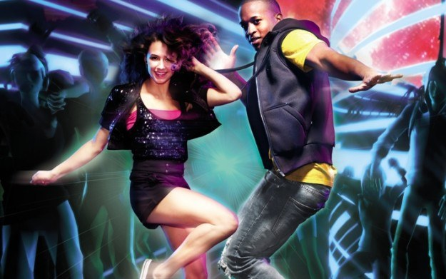 Dance Central - motyw graficzny /Informacja prasowa