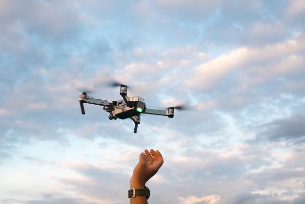 Dane z dronów tylko za zgodą rejestrowanych /©123RF/PICSEL