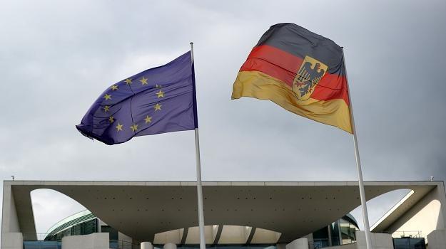 Dane z Niemiec spowodują, że EBC w grudniu zdecyduje się na drugą kolejną obniżkę stóp procentowych? /AFP