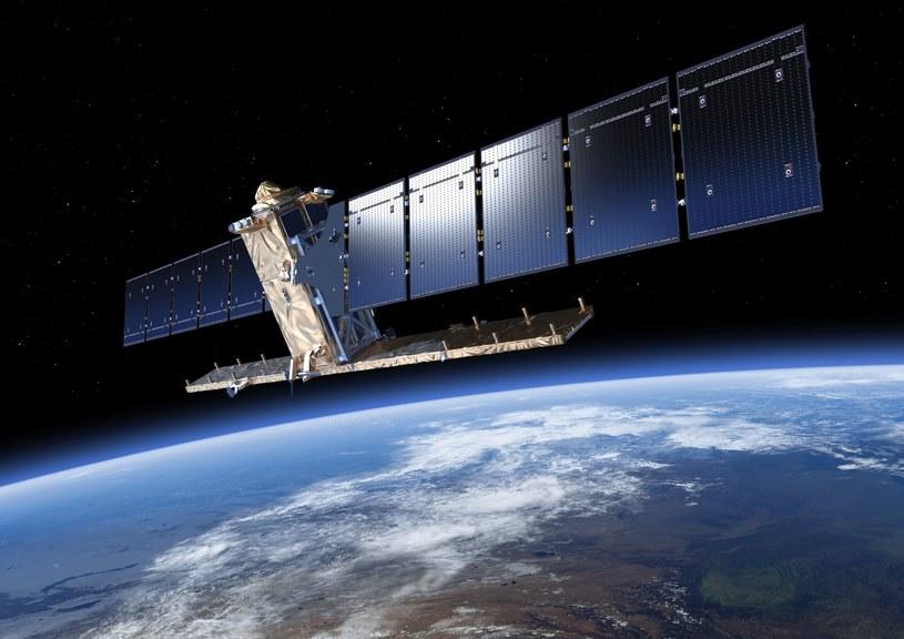 Dane z satelitów są coraz częściej wykorzystywane na Ziemi /materiały prasowe