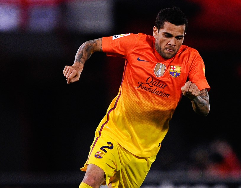 Dani Alves /David Ramos /Getty Images