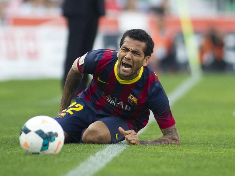 Dani Alves /AFP