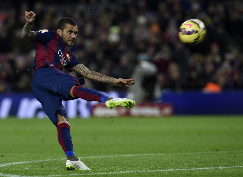 Dani Alves /AFP