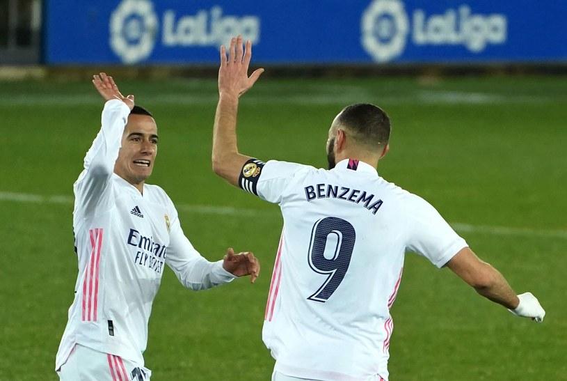 Dani Carvajal i Karim Benzema / CESAR MANSO /AFP