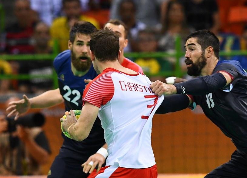 Dania - Francja w finale IO /AFP