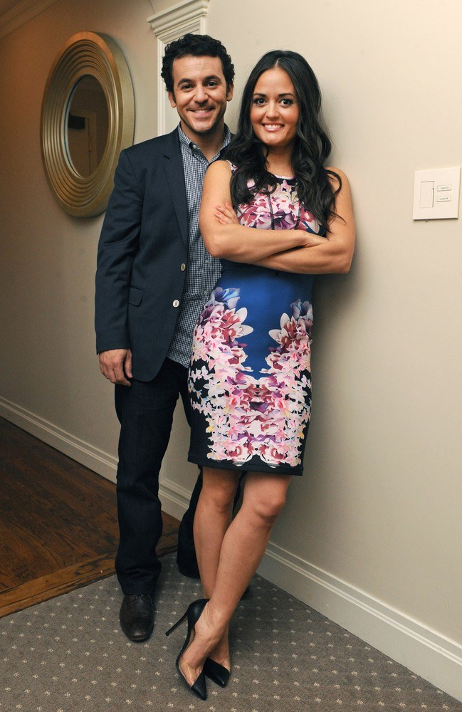 Danica McKellar i Fred Savage obecnie /Polaris Images/ Louis Lanzano /East News