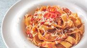 Danie kuchni sycylijskiej, czyli pasta all'Amatriciana
