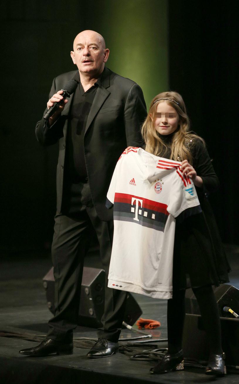 Daniec z córką /- /East News
