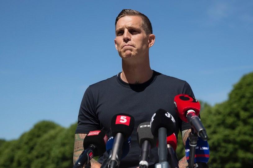 Daniel Agger ogłasza zakończenie kariery /AFP