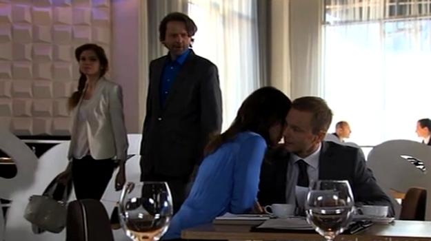 Daniel (Arkadiusz Głogowski), mąż Soni, będzie zaskoczony, że żona się z kimś spotyka. /www.mjakmilosc.tvp.pl/