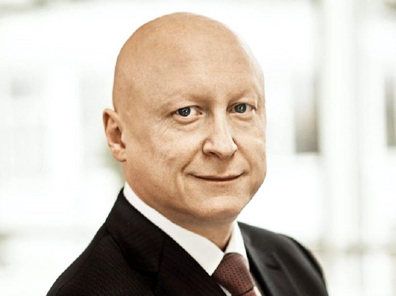 Daniel Benesz, szef rady dyrektorów CzEZ /Informacja prasowa
