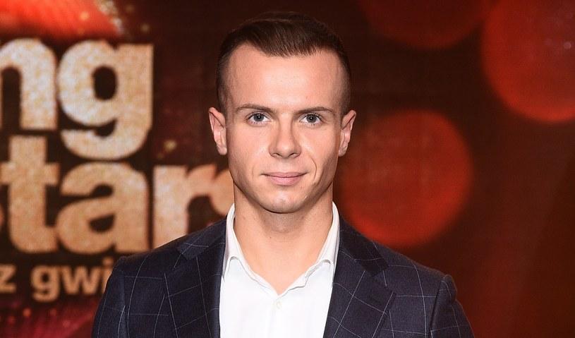 """Daniel Borzewski od lat należy do grupy tanecznej """"Volt"""" Agustina Egurroli /Andras Szilagyi /MWMedia"""