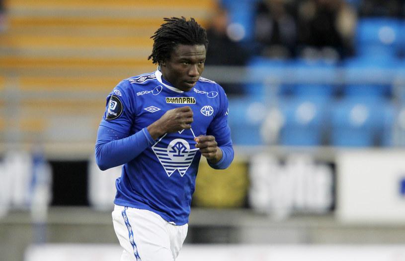 Daniel Chima w barwach Molde FK /Getty Images