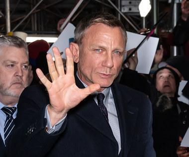 Daniel Craig bał się, że nie da rady po raz piąty zagrać Bonda
