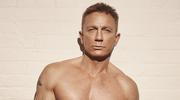 Daniel Craig bez koszulki: Ostatni Bond