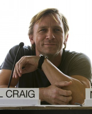 Daniel Craig czyli James Bond /AFP
