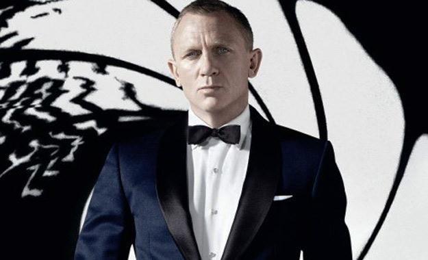 Daniel Craig jako James Bond /materiały prasowe