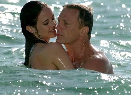 Daniel Craig - odtwórca roli Bonda /AFP