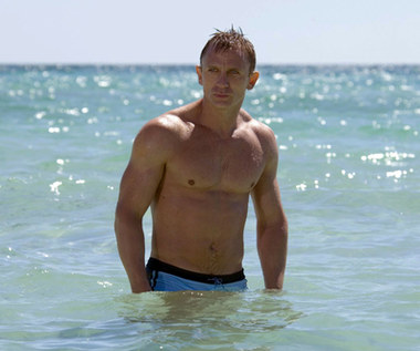 """Daniel Craig prawie stracił jądra podczas kręcenia """"Casino Royale"""""""