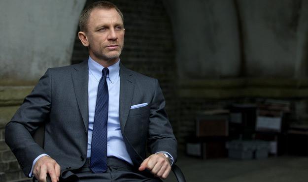 "Daniel Craig w filmie ""Skyfall"" /materiały dystrybutora"