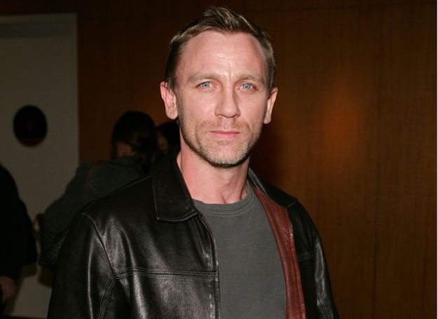 Daniel Craig, według rankingu posiadacz najseksowniejszego torsu /Getty Images/Flash Press Media